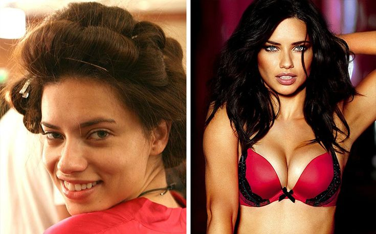 Ангелы Victoria's Secret без ретуши и макияжа | Журнал Cosmopolitan