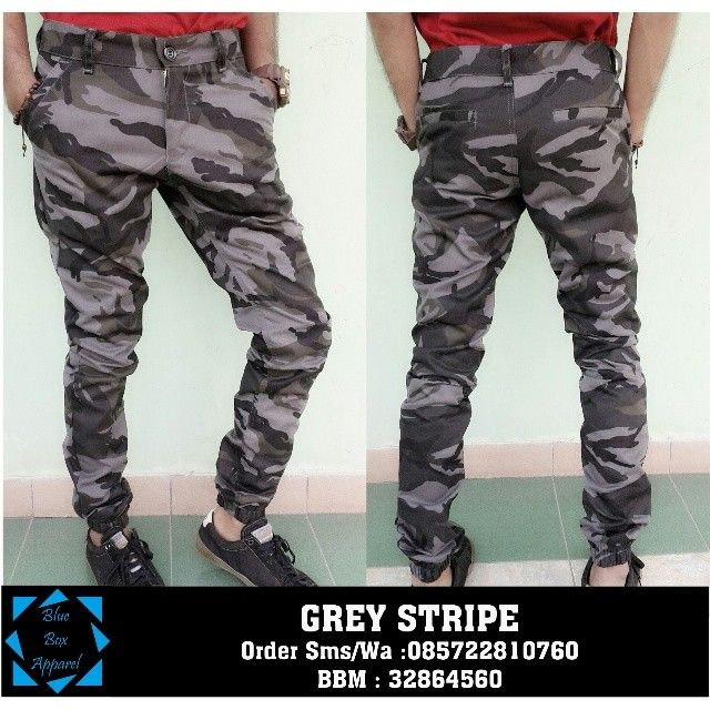 Promo Ramadhan Pre-Order celana jogger Army 135rb aja (ex-ongkir)Bisa pilih motif loreng Order Sms/Wa 085722810760BBM : 32864560LINE : blueboxapparel