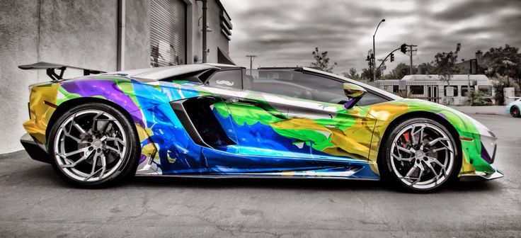 How Much Is A Lambo >> Great Lambo paint job www.youlikecars.co.uk | Lamborghini ...