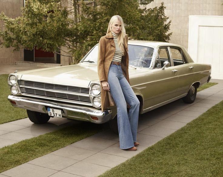 Anii 70 la H&M: 6 piese retro pentru un look de top model! #retro #h&m