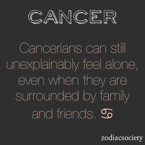 Zodiac Cancer Quotes | Quote Addicts