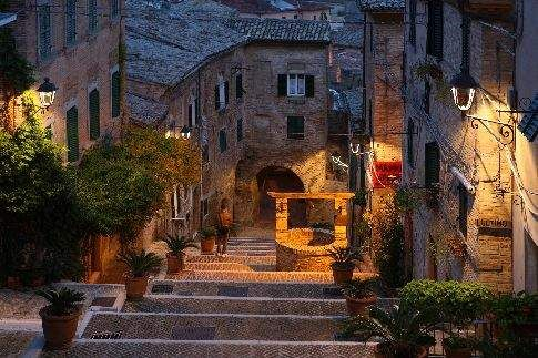 Corinaldo - Italy