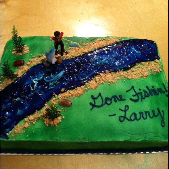 The 25 best Fisherman cake ideas on Pinterest Fishing cakes