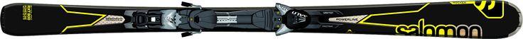Surfline.dk | Salomon Enduro RXT800 Ski m/binding | DKs største specialbutik af udstyr til vand og sne, ski, skiudstyr, skibeklædning, langrend, snowboard, skistøvler, havkajak, surf, kite
