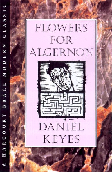 42 best books images on pinterest books to read libros and book flowers for algernon daniel keyes diary of a retarded young man who thanks to science becomes suddenly a genius i read it when i was its still one fandeluxe Image collections