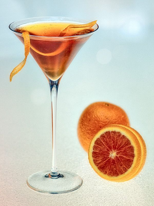 martini... Barndiva Blood Orange Martini by Brad Gillette, via ...