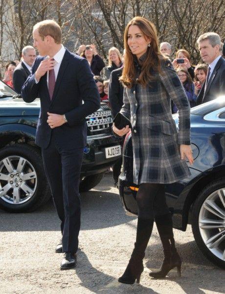 Kate Middleton Mommyrexic - Is Kim Kardashian A Better Example For Pregnant Women?