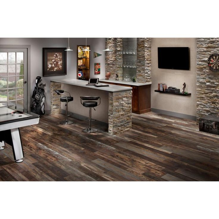 Bruce Old Homestead Random Width Laminate - Plank (more than 8 in. wide) - 100177526 | Floor and Decor
