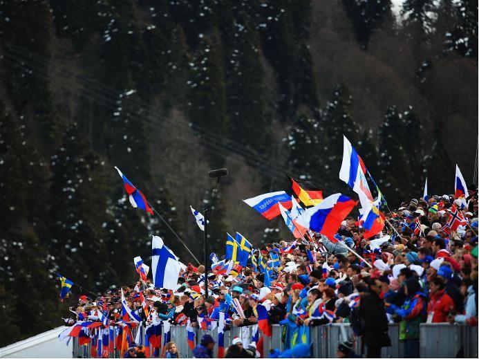 Sochi 2014 Day 3 - Cross Country Men's Skiathlon 15 km Classic + 15 km Free