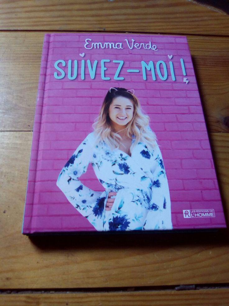 j ai le livre de Emma Verde !! je suis trop contente!!