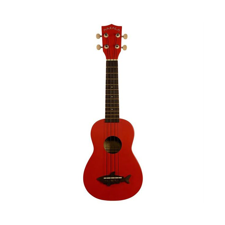 We are stoked on these little starter ukuleles by Kala Brand. They are known for quality at an affordable price and this uke is no exception. Cool little design on a starter unit that sounds good and