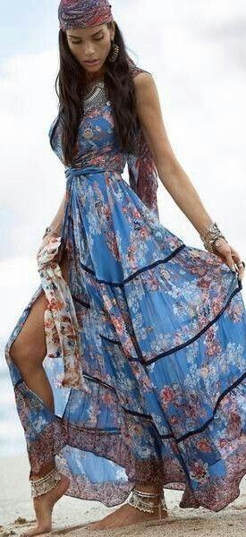 Lunghi 2019 Di StyleNel Idee Abbigliamento ModaAbiti E Boho 35TKJ1ulFc