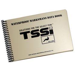 TACOPS® Waterproof Marksmans Data Book