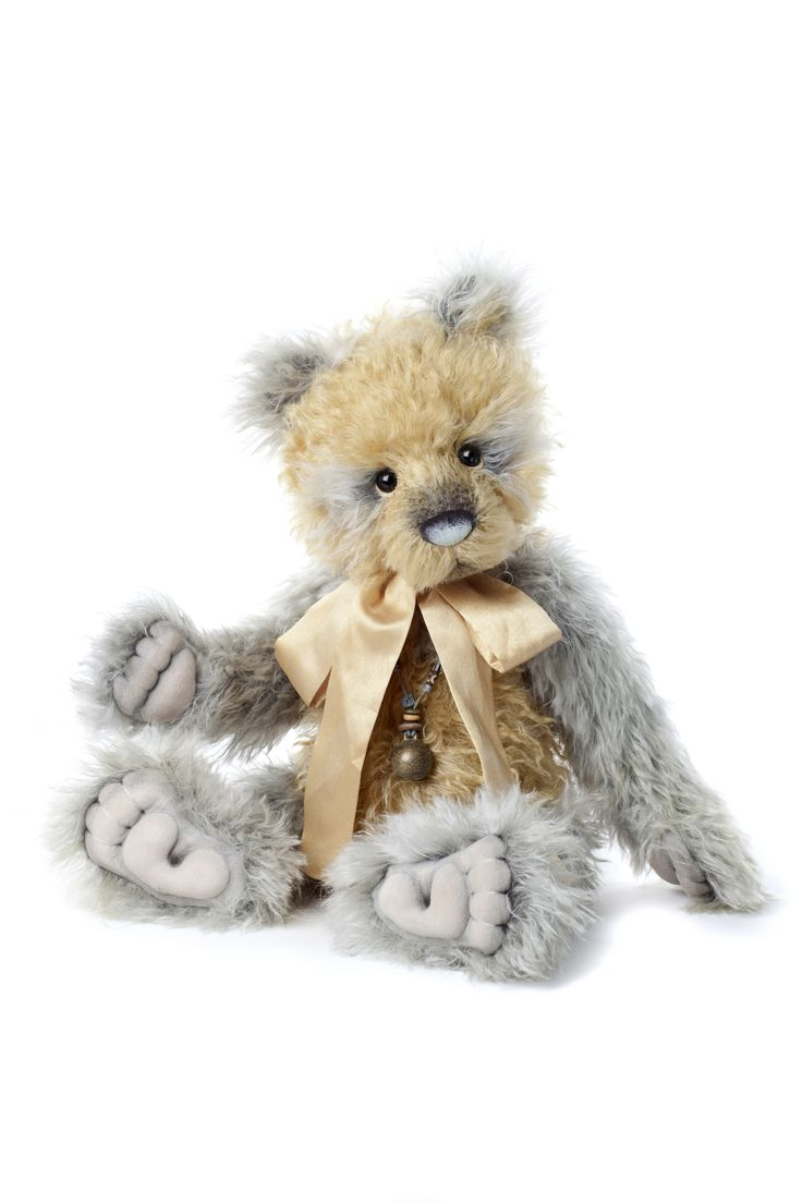 Blyton is a member of the 2012 Isabelle Lee Collection by Charlie Bears. Standing 48cms  sc 1 st  Pinterest & The 17 best Charlie Bears - Isabelle Collection images on Pinterest ...