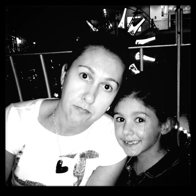 Con la mama