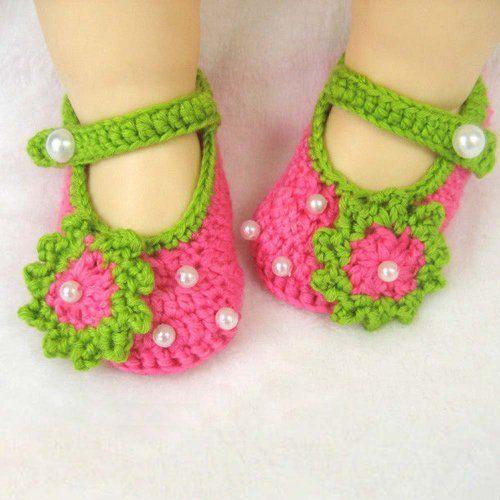 Qureshia Baby Shoes