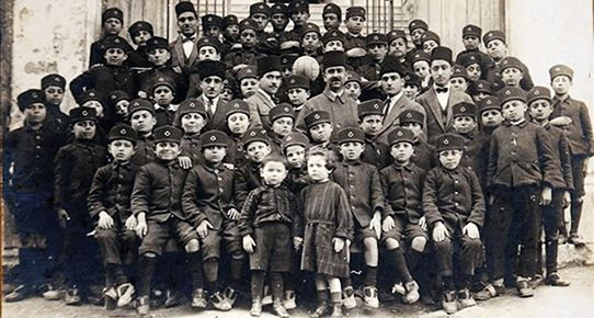 İttihat Terakki'nin ve Kazım Karabekir'in çocuk askerleri Union and Progress Party and Kazim Karabekir child soldiers