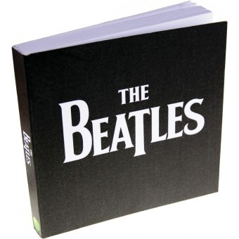 "Carnet ""The Beatles""   4.99 jardin-de-kdo.com"
