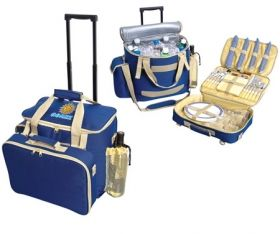 promotional products ideas that work picnic cooler on wheels get yours at www