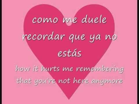 Camila-Yo Sin Tu Amor - YouTube.... Yo sin ti no valgo nada y te necesito :'(