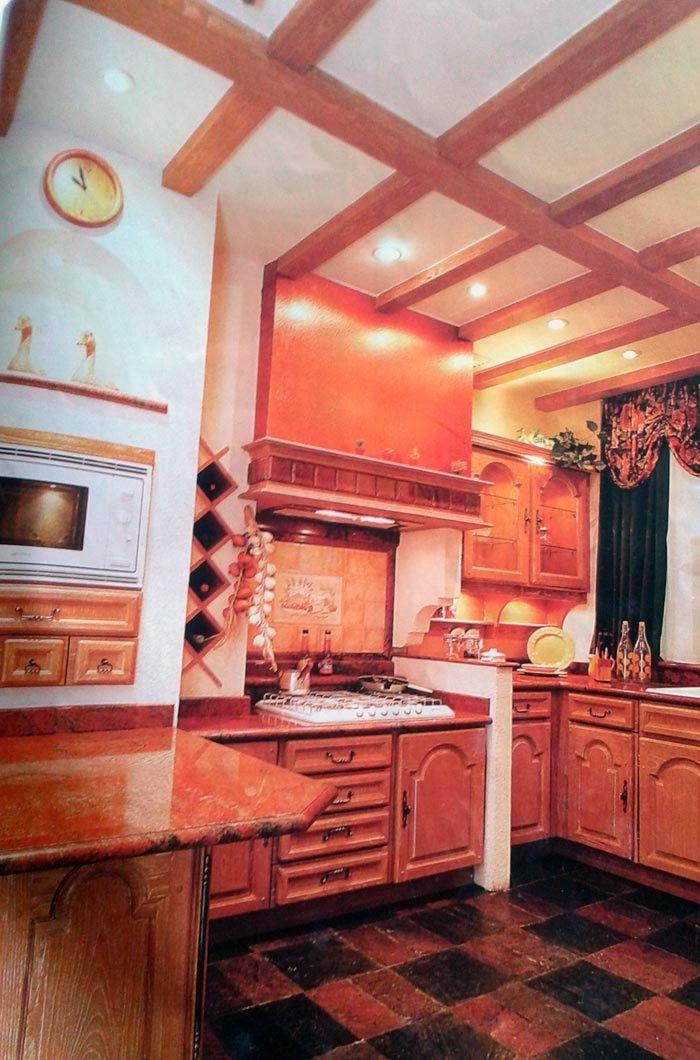 Membangun Dapur yang Unik dengan Kesan Klasik - Rumah Kita