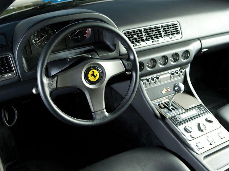 1995 Ferrari 456 GT - Interior - LGMSports.com