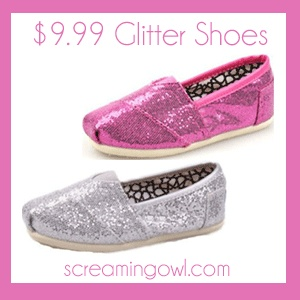 Love this website for little kids clothes, shoes, accessories, etc. They are always having crazy cheap sales. -Chelsea Hudson