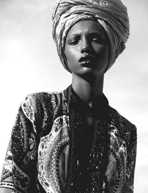 rainingideas:  (2) african fashion | via Facebook on We Heart It.