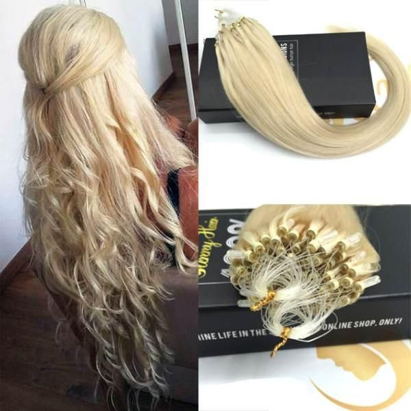 Best 25 micro ring hair extensions ideas on pinterest keratin sunny hair micro ring hair extensions could guarantee there is no damage to your own hair pmusecretfo Images