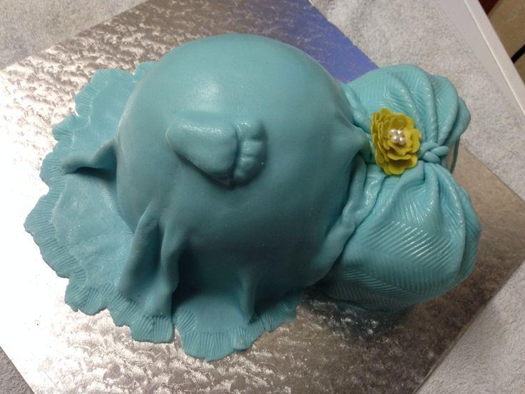 #babybumpcake#pregnantbellycake#bellyfootcake