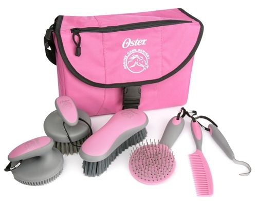 Pink grooming kit high quality