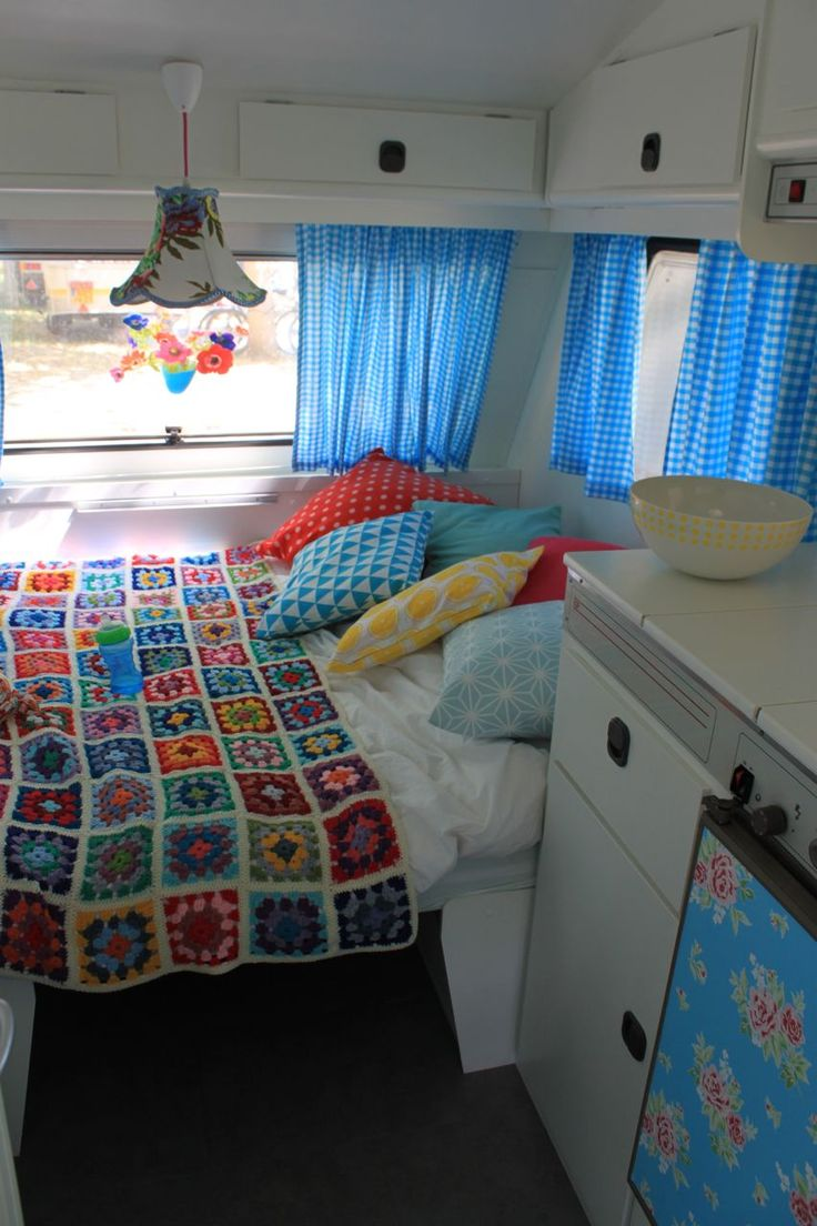 Kip caravan bed 2 | caravanity
