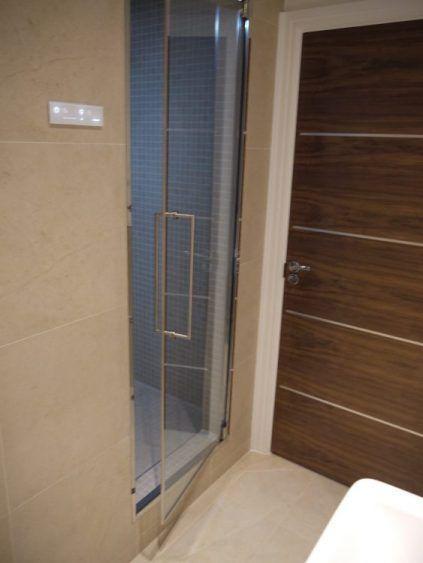 Bespoke Home Steam Room with Effegibi Nuvola Touch Steam Generator | Steam Innovation