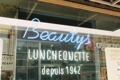 Beauty's Luncheonette