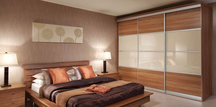 Our sliding wardrobe doors are the perfect way to add a unique touch to your bedroom. With a wide range of panels available to match them to your style.