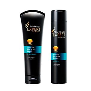 PINCHme Free Sample - Pantene Expert Collection Demanding hair demands an expert. Repairs 2 years of damage in 2 minutes.