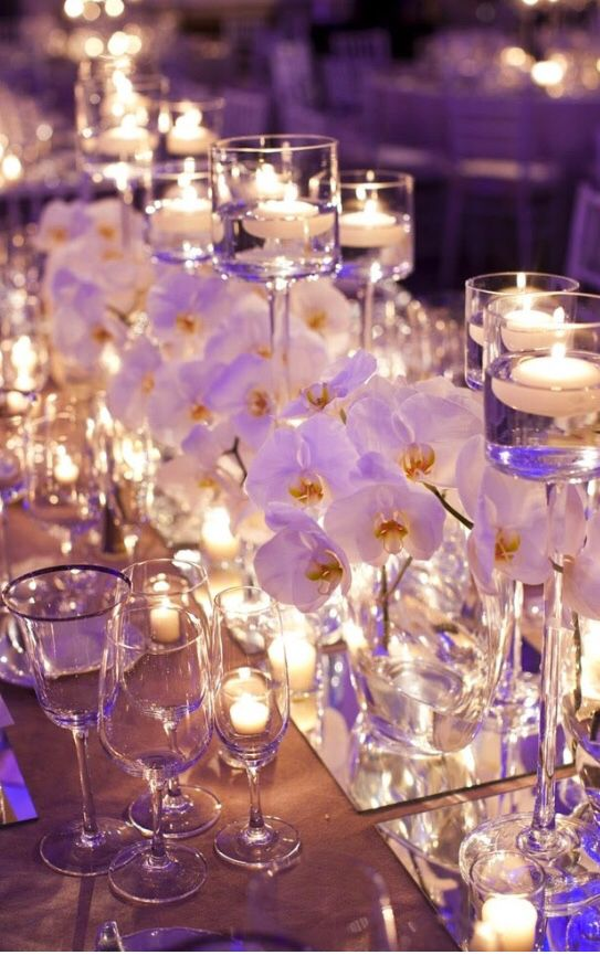 Luxury Table settings - Luxurydotcom