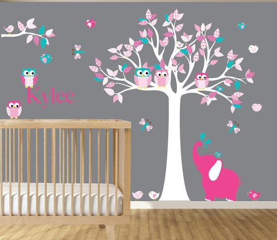 Best  Baby Wall Decals Ideas On Pinterest Baby Wall Stickers - Wall decals girl nursery