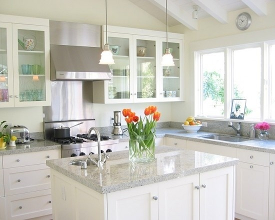 Best 25+ Kashmir White Granite Ideas On Pinterest | Country Kitchen Menu,  English Country Kitchens And White Shaker Kitchen Cabinets
