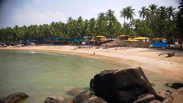 5. Palolem Beach