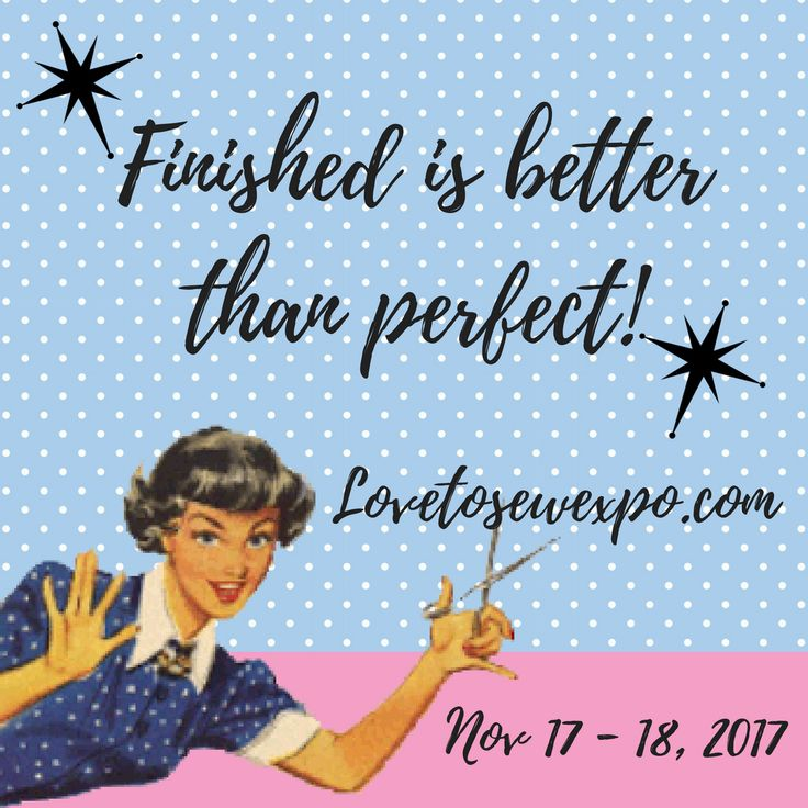 ​ ✂️Save the Dates Love To Sew Expo Nov 17/18 2017. Join our enews here http://buff.ly/2kdOgIa?utm_content=buffera0273&utm_medium=social&utm_source=pinterest.com&utm_campaign=buffer for event updates ✂️ #sewing #quilting #needlework #knitting