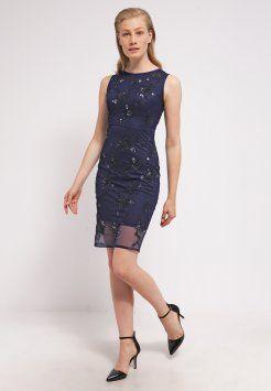 Dorothy Perkins - Sukienka koktajlowa - navy