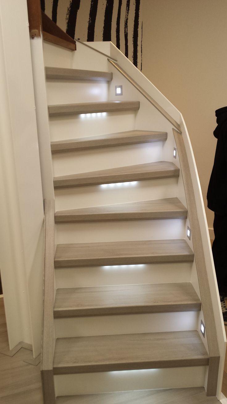 Een ware renovatie aan uw trap