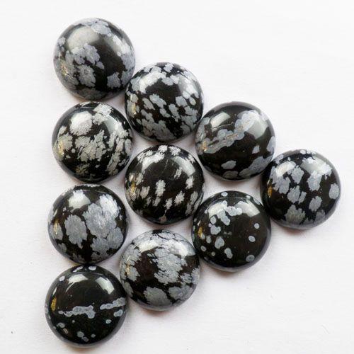 YHQ-47-Beautiful-Mixed-stone-round-cab-cabochon-10pcs-16x5mm