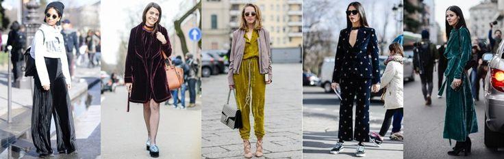 Jak nosić ubrania z aksamitu i weluru? - Trendy w modzie