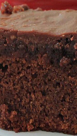 Coca Cola Chocolate Cake Recipe