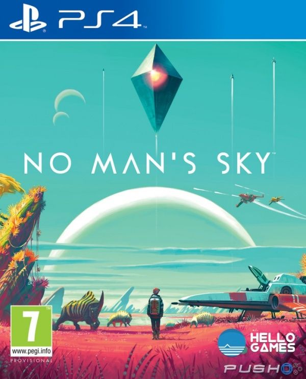Image result for no man's sky ps4