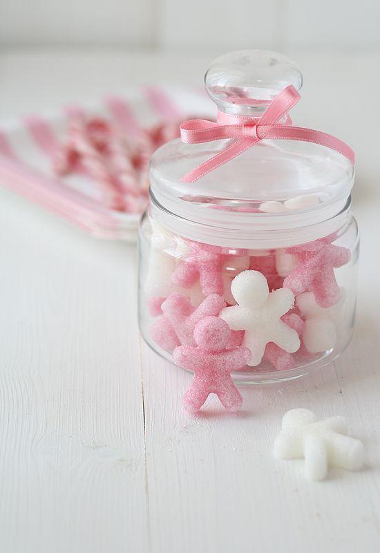 Cómo hacer terrones de azúcar en casa.