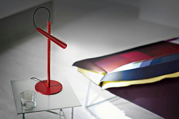 MAGNETO lamp with LED light by Giulio Iacchetti