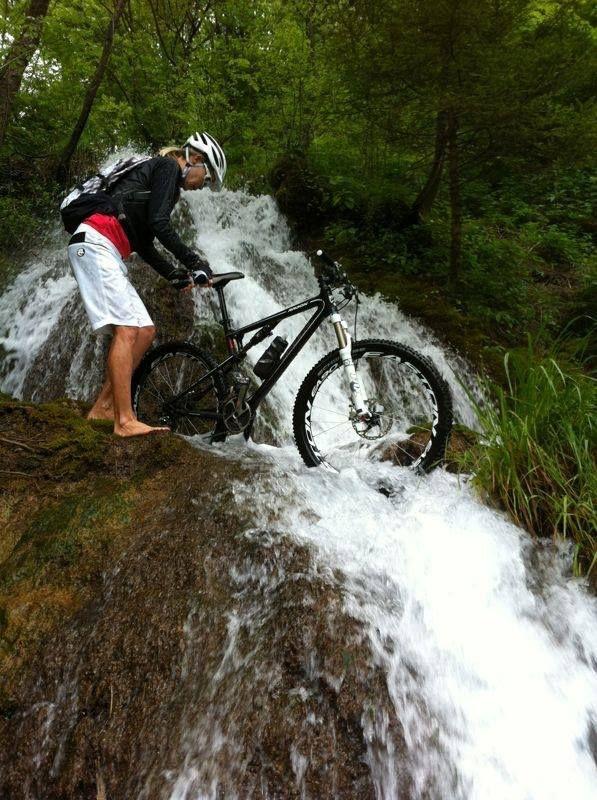Bike Wash Freeride Mountain Bike